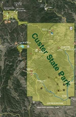 Custer State Park And The Civilian Conservation Corps Ccc In South