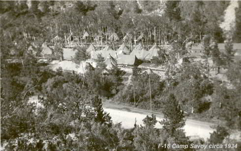 CCC Camp Savoy