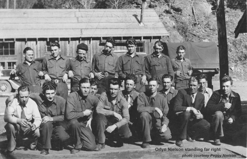 photo of a group of men at CCC Este