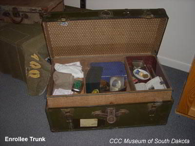 CCC Enrollee Trunk