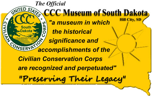 Official CCC Musuem of South Dakota
