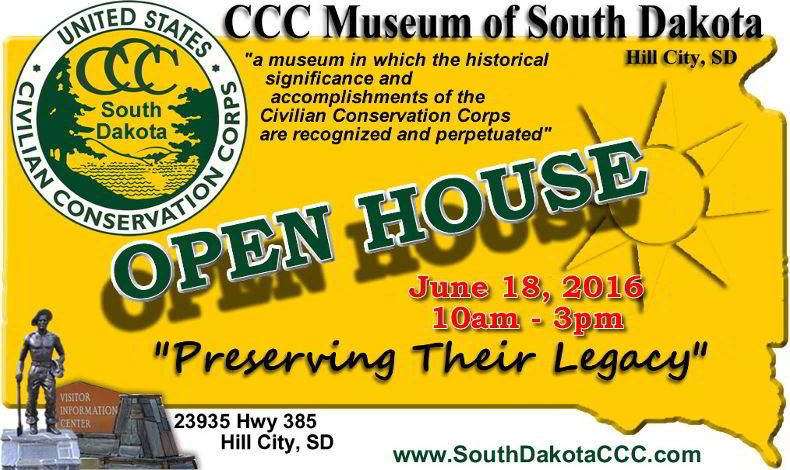 2016 CCC Museum Open House