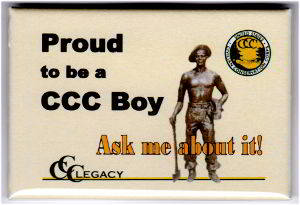 Proud to be a CCC Boy