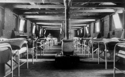 The CCC Sleeping Quarters